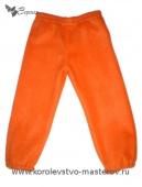 Как сшить детские штаны: Детские штаны из флиса
